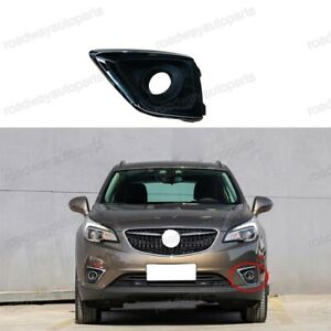 Front Fog Driving Light Cover Left Chrome Trim For Buick Envision 2018-2020