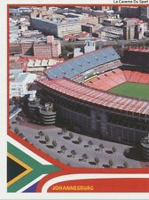 N°010 ELLIS PARK STADIUM 1/2 # STICKER PANINI WORLD CUP SOUTH AFRICA 2010