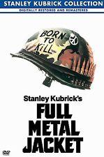 Full Metal Jacket (DVD, 2001, Stanley Kubrick Collection)