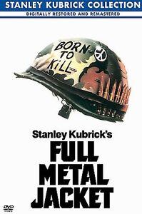 Full Metal Jacket DVD Stanley Kubrick(DIR) 1987