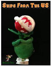 "Nintendo Super Mario 8"" San-ei Plush - Piranha Plant"