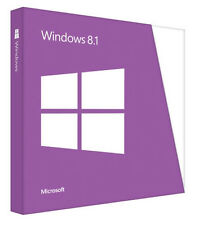 Multilinguale Microsoft Windows 8.1 Computer-Betriebssysteme als DVD