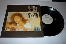 GLORIA ESTEFAN - Anything For You - 1987 UK 10-track Vinyl LP