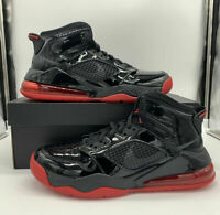🏀 Nike Air Jordan Mars 270 Basketball Shoes Black Red Gym CD7070-006 Size 10