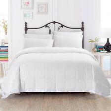Puredown® Premium Oversized Blanket Lightweight Down Comforter with Satin Trim