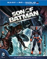 Son of Batman (Blu-ray/DvD/Ultraviolet) with Figurine Best Buy Exclusive