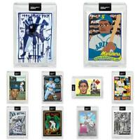 🌸 Topps PROJECT 2020 - LOT OF 10 (87 - 96) 🌸