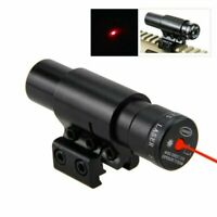 New Red Dot Laser Sight Hunt Scope with 20mm Weaver Picatinny Rail Mount