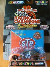 John Andretti #43 STP/Toys R US 1:64 Racing Champions Chrome NASCAR 1999