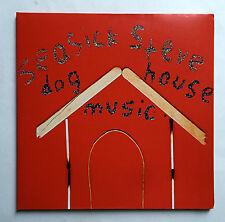 SEASICK STEVE - DOG HOUSE MUSIC * VINYL LP * FREE P&P UK ** MINT **