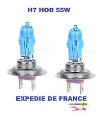 6 AMPOULES AUDI A1 XENON HOD H7 H1 55W +30% NEUF