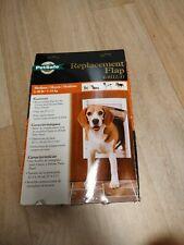 � PetSafe Classic Replacement Flap, Medium, 1- 40 lbs 4-0111-11