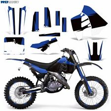 Graphic Kit Suzuki RM 125 RM 250 Dirt Bike Decal MX Motocross Deco 1990-1992 RB