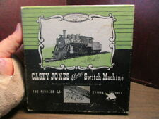11 Vintage Pioneer Casey Jones Electric Switch Machine NOS  Switchman's Labels