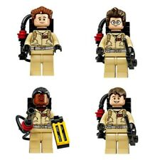 Ghostbusters Minifigures Lego Compatible - New and Sealed - UK Seller