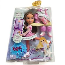 Bratz Ice Champions Yasmin 2006 Mga With Accessories New