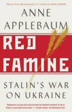 Red Famine: Stalin's War on Ukraine - Paperback By Applebaum, Anne - GOOD