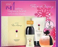 Avon Far Away 2018 Gift Set - Eau De Parfum, Shower Gel & Deodorant in gift box