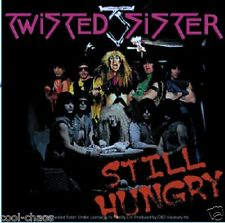 Twisted Sister Sticker /Decal Twisted Sister Still Hungry Sticker,AJ Pero LAST 1
