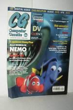 RIVISTA COMPUTER GAZETTE CG ANNO 18 NUMERO 7/8 LUG/AGO 2003 USATA ITA VBC 50204