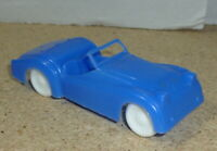 Irwin Toys Made in USA blue convertable