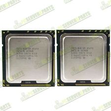 Pair of Intel Xeon X5690 3.46GHz 12MB 6-Core CPU for Dell Precision T7500
