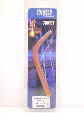 CIGWELD Professional Brazing Welding Tip Size 8 Oxygen / Lpg Type 554