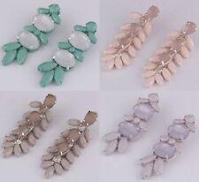 Mode-Ohrschmuck mit Strass-Perlen für Damen