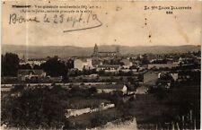 CPA  Brioude - Vue générale occidentale (Alt 427 m) (Eglise St-Julien...(585527)