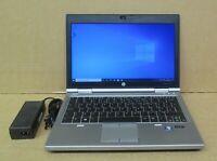 "HP Elitebook 2570p 12.5"" HD i5-3230M 2.6Ghz 4GB Ram 120GB SSD Win10 Pro Laptop"