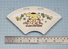 Sanrio Pom Pom Purin Ceramic Plate Lottery Prize #6, 1pc  #ok