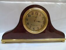 Howard Miller Westminster Chime Mantle Desktop Clock Hourly Chimes – 645-247