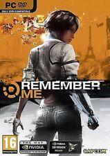 ORDINATEUR PC Remember Me Jeu DVD nouvelle expédition