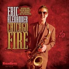 Eric Alexander - Chicago Fire [New CD]