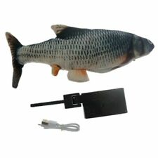 Cat Toy Electric Simulation Fish Pet Usb Electronic Charging Toys Gift