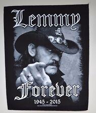 Lemmy-FOREVER-Back Patch - 30 CM x 36,3 cm - 164689