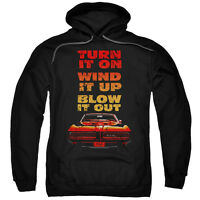 PONTIAC BLOW IT OUT GTO Pullover Hooded Sweatshirt Hoodie SM-3XL