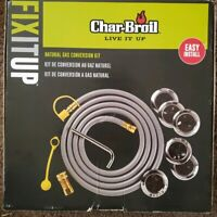 Char-Broil Fix It Up Easy Install Natural Gas Conversion Kit Charbroil 4584609