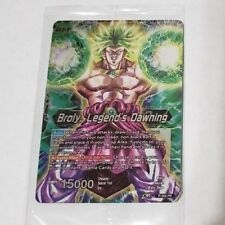 Dragon Ball Z: Broly – Legendary Super Saiyan (2018) PR P-068 Sealed New Card