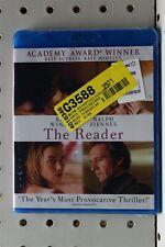 The Reader 2008 Blu-ray Ralph Fiennes as Michael Berg; Jeanette Hain as Brigitte