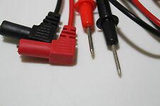 Multi METER conduce par prueba Sonda Cable Digital Medidor de Voltaje Cable 1000v o 20A