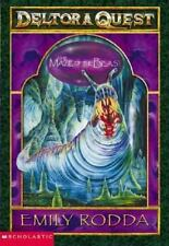 The Maze of the Beast (Deltora Quest, No. 6)-ExLibrary
