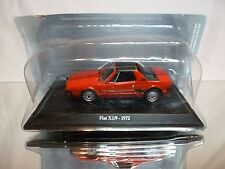 BERTONE FIAT X/19 1972 - RED 1:43 - EXCELLENT IN BLISTER