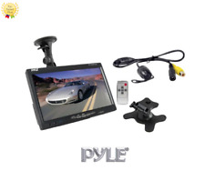 Pyle PLCM7700 Rear View Backup Camera and Monitor System with 7'' LCD