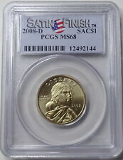 2008-D Sacagawea Dollar - PCGS MS68 - Gem LOW POP!