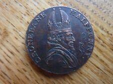 1789 Cronenbane Irish Mine Half Penny Token