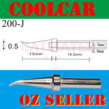 SOLDERING IRON STATION Tip 200-J for HAKKO ATTEN 200 series 90W 100W 130W 150W