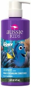 Aussie Kids Finding Dory Miracle Detangling Conditioner - 16 Oz (2 Pack)
