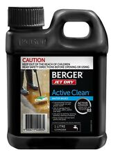 Berger Jet Dry ACTIVE CLEAN 1L For Oil & Grease Cleaning Concentrated Formula