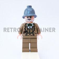 LEGO Minifigures - 1x iaj002 - Henry Jones Sr. - Indiana Omino Minifig 7198 7620
